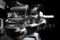 Renault F1 reveals 2015 engine
