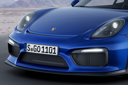The new Porsche Cayman GT4