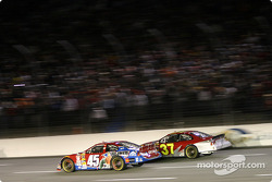 Kyle Petty and Kevin Lepage