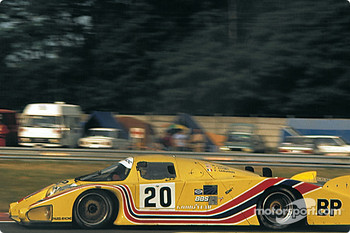 #20 Cooke Racing Lola T610 Ford: Ralph Kent Cooke, Jim Adams, Franois Servanin