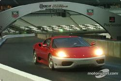 The Ferrari 360 Modena Challenge