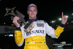 The Race of Champions 2004 winner Heikki Kovalainen
