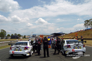 A view from the grid