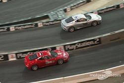 Superfinal 2: Heikki Kovalainen and Sébastien Loeb