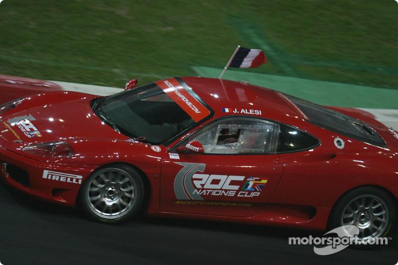 Final: Jean Alesi