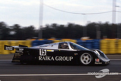 #15 Richard Lloyd Racing Porsche 962C: David Hobbs, Steven Andskar, Damon Hill