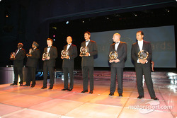 David Sihoka, Muna Singh, Michael Orr, Allen Oh, Karamjit Singh, Jack Boyere, Simon Jean-Joseph, FIA Regional Rally Championships