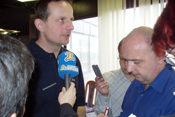Tomas Tomecek Letka Racing Team presentation: Tomas Tomecek