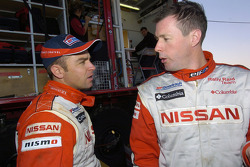 Colin McRae and Giniel De Villiers