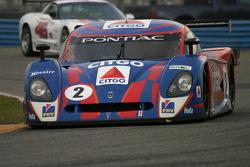 #2 CITGO - Howard - Boss Motorsports Pontiac Crawford: Milka Duno, Dario Franchitti, Dan Wheldon, Marino Franchitti