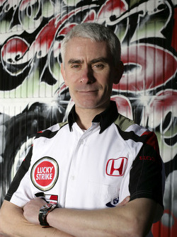 Geoff Willis, BAR Technical Director