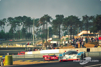 #7 Joest Porsche 962C:  Hans Stuck, Derek Bell, Frank Jelinski