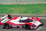 #36 Toyota Team Tom's Toyota TS010: Eddie Irvine, Toshio Suzuki, Masanori Sekiya