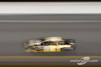 Artistic impression of Joe Nemechek at speed