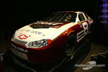 Bud Chevy on display