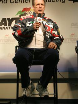 Press conference: Beach Boys legend Brian Wilson