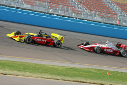 Scott Sharp and Ryan Briscoe