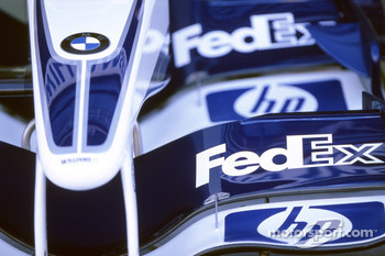 Williams-BMW FW27 nose cone