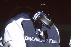 Williams-BMW headphones