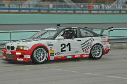 #21 Prototype Technology Group BMW M3: Joey Hand, Bill Auberlen