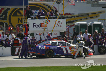 Pitstop for Jason Leffler