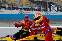 Bryan Herta and Firestone Firehawk