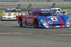 #20 CITGO - Howard - Boss Motorsports Pontiac Crawford: Milka Duno, Paul Edwards, Chris Dyson
