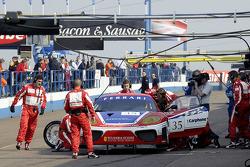 Qualifying stop for Scuderia Ecosse