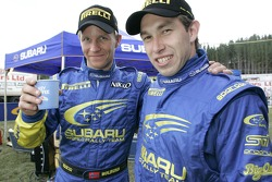 Petter Solberg and Chris Atkinson