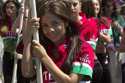 Tecate girl