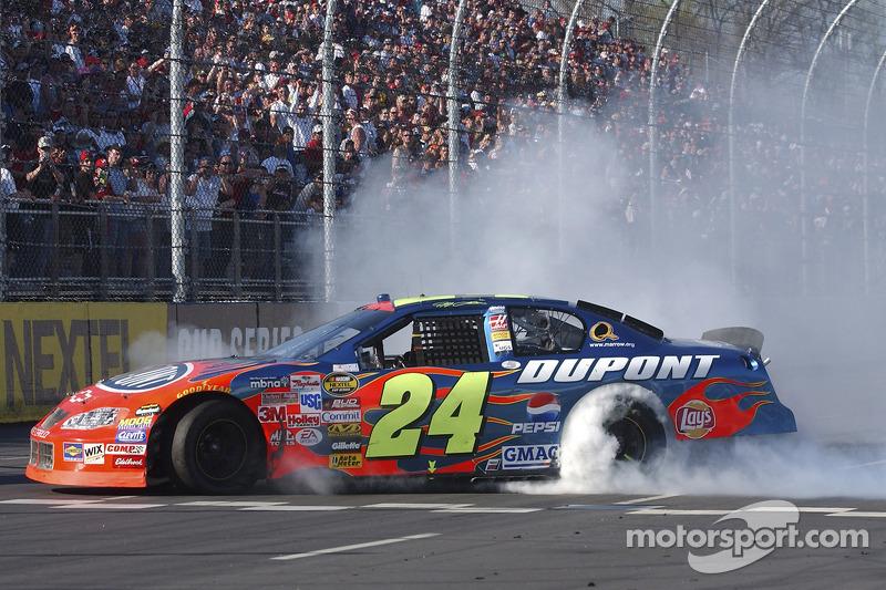 2005, Martinsville 1: Jeff Gordon (Hendrick-Chevrolet)