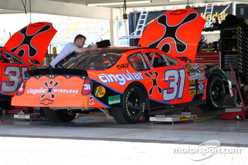 Car of Jeff Burton