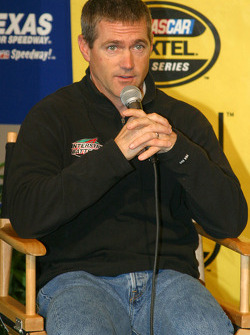 Press conference: Bobby Labonte