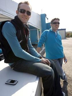 Olivier Pla and Ryan Sharp