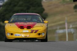 #77 Michael Baughman Racing Firebird: Mel Shaw, Mike Yeakle, Michael Baughman