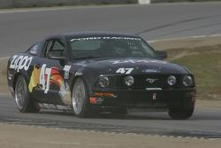 #47 TF Racing Mustang: Gary Smith, John Kohler