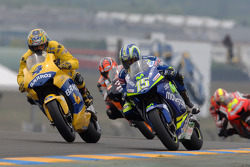 Alex Barros and Sete Gibernau