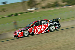 Rick Kelly in Buick livery before Shangai round