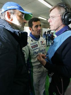 Henri Pescarolo and Soheil Ayari