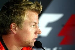 Thursday FIA press conference: Kimi Raikkonen