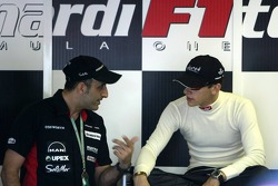 Patrick Friesacher and Chanook Nissany