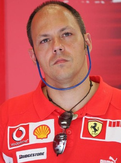 Physiotherapist of Michael Schumacher