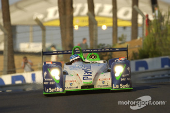 #17 Pescarolo Sport Pescarolo Judd: Sbastien Loeb, ric Hlary, Soheil Ayari
