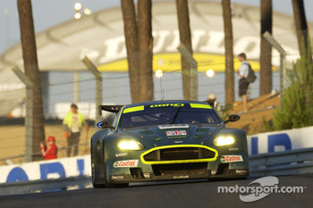 #59 Aston Martin Racing Aston Martin DBR9: David Brabham, Stephane Sarrazin, Darren Turner