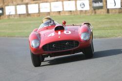 #410 1956 Ferrari 410 Sport, class 5: Chris Cox