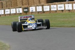 #11 1987 Williams-Honda FW11B, class 10: Nico Rosberg