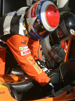 Pitstop for #10 Racing for Holland Dome Judd: Elton Julian