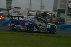 #65 TRG Pontiac GTO-R: Marc Bunting, Andy Lally