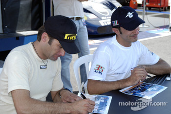 Autograph session: Fabio Babini and Andrea Bertolini
