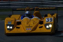 #39 Chamberlain Synergy Motor Lola AER: Bob Berridge, Gareth Evans, Peter Owen